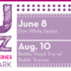 Thumbnail image for PBJ & Jazz Lineup at the Topiary Park This Summer