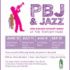 Thumbnail image for 2015 PBJ & Jazz at the Topiary Park: Jazz for Kids and Families