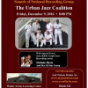 Thumbnail image for Jazz 98 Holiday Concert with Urban Jazz Coalition