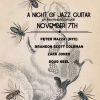 Thumbnail image for Guitarist Peter Mazza in Columbus November 6-7
