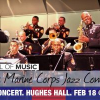 Thumbnail image for The Marine Corps Jazz Combo at OSU