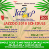 Thumbnail image for 2018 JazZoo Schedule Announced
