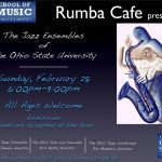 Post image for Free Show Featuring All 3 OSU Jazz Ensembles This Sunday