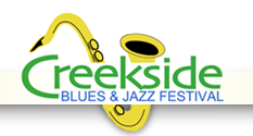Post image for Creekside Jazz & Blues Festival This Weekend