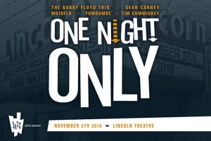 Post image for Jazz Arts Group Presents: One Night Only