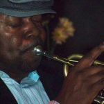 Post image for Detroit Trumpeter Dwight Adams with Jim Rupp at Park Street Jazz Jam