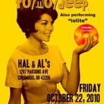 Post image for fo/mo/deep at Hal and Al's This Friday