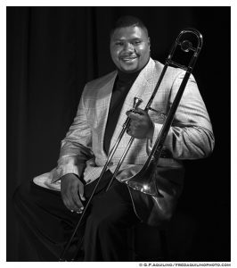 Post image for Jazz Arts Group Welcomes Wycliffe Gordon for In-School Residency and Premiere