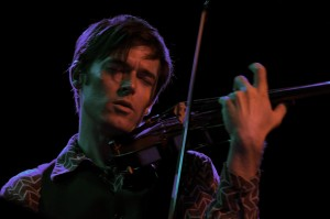 Post image for Jazz Violinist Zach Brock at Vonn Jazz, Monday Nov 1st..