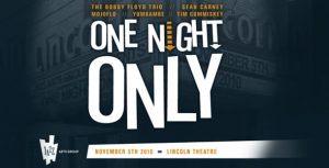 "Post image for CJO Presents: ""One Night Only"" This Friday"