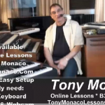 Post image for Tony Monaco Now Offering Lessons Online