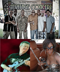 Post image for Smooth Autumn Grooves with Peter White, Althea Rene & the Urban Jazz Coalition