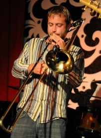 Post image for Trombonist Evan Oberla Back with a New Group