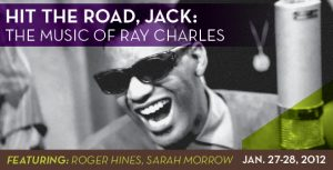 Post image for Columbus Jazz Orchestra Celebrates the Music of Ray Charles this Weekend