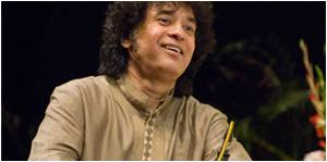 Post image for Zakir Hussain Returns to Columbus with Masters of Percussion