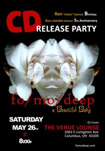"Post image for fo/mo/deep CD Release Parties for ""A Beautiful Bang"""