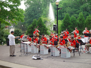 Post image for Live Jazz at Mirror Lake on Ohio State's Campus Every Thursday