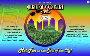 Post image for 14th Annual Heritage Concert Series Begins This Week