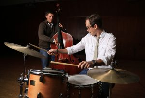 Post image for Young Drummer John Suntken Leads Quintet at Dick's Den