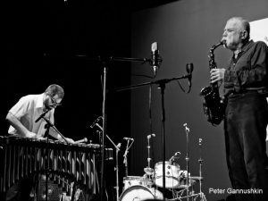 Post image for Peter Brötzmann and Jason Adasiewicz Live at Ohio Wesleyan