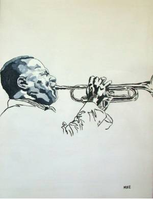 Post image for Jazz & Art: 3 Talents Give Jazz Visual Play