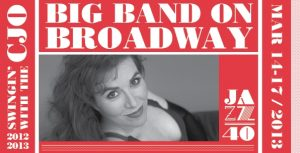 Post image for Columbus Jazz Orchestra takes on Broadway with Tony winner Debbie Gravitte