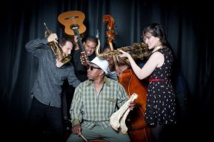 Post image for Natalie's Welcomes The Gabriel Alegria Afro-Peruvian Sextet
