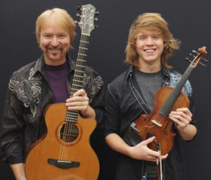 Post image for International Fingerstyle Guitar Champion Tim Thompson & Son Myles at McConnell Arts Center