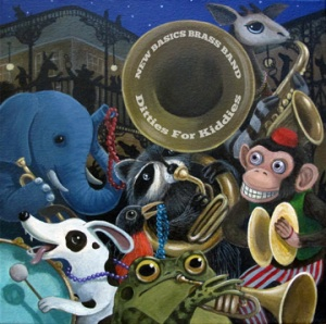 "Post image for New Basics Brass Band ""Ditties for Kiddies"" CD Release Party"