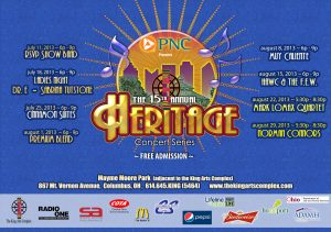 Post image for 15th Annual Heritage Concert Series