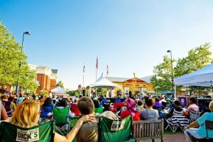 Post image for Easton Sounds on the Town Concert Series