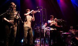 Post image for JAG's Inside Track series welcomes Snarky Puppy This Friday