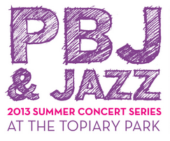 Post image for PBJ & Jazz at the Topiary Park concludes Saturday with Minan-Dya