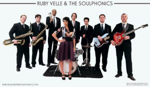 Post image for Jazz Arts Group welcomes the soulful sounds of Ruby Velle & the Soulphonics