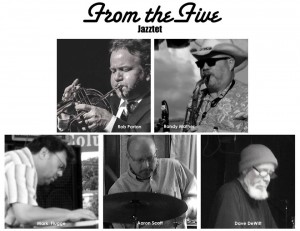 Post image for From the Five Jazztet @ Natalie's