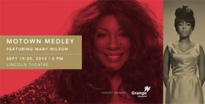 "Post image for CJO Opens Season with a ""Motown Medley"" featuring Mary Wilson"