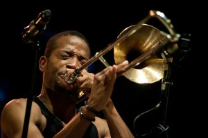 Post image for Trombone Shorty and Orleans Avenue visit the Newport