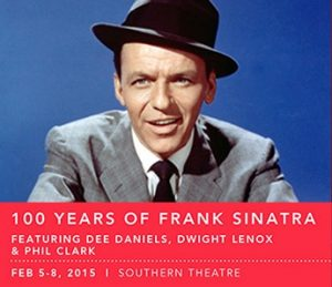Post image for Celebrate 100 Years of Sinatra at Swingin With The CJO