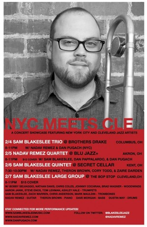 Post image for JazzColumbus Weekly – January 29, 2015