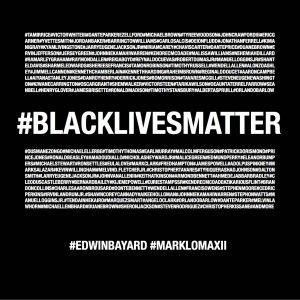 Post image for Mark Lomax & Eddie Bayard – #BLACKLIVESMATTER