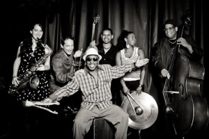 Post image for Gabriel Alegria Afro-Peruvian Sextet at Natalie's