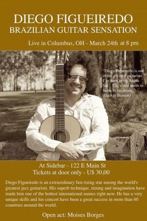 Post image for JazzColumbus Weekly – March 24, 2016