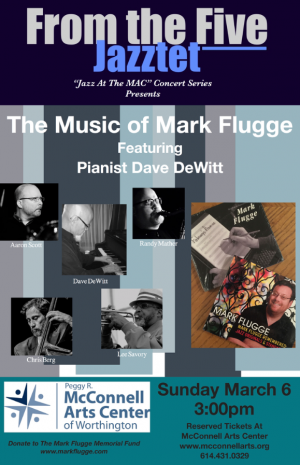 Post image for From The Five Jazztet Presents: The Music of Mark Flugge