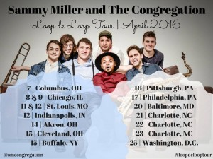 Post image for Sammy Miller and the Congregation at Dick's Den