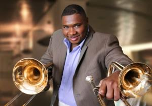 Post image for Wycliffe Gordon with the Bobby Floyd Trio at Notes