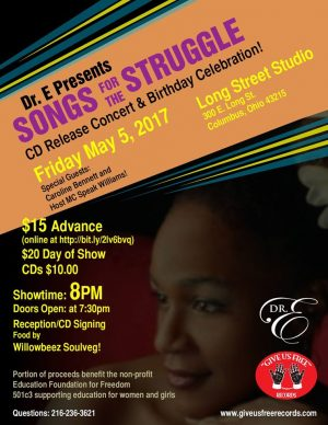 Post image for JazzColumbus Weekly – May 4, 2017