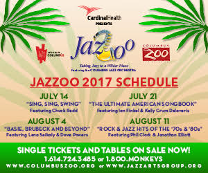 Post image for 2017 JazZoo Schedule Announced