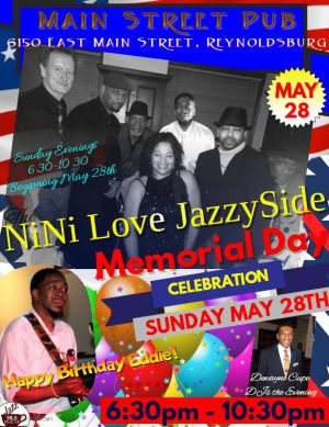 Post image for JazzColumbus Weekly – May 25, 2017