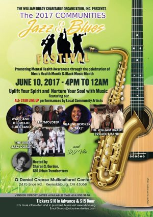 Post image for JazzColumbus Weekly – June 8, 2017