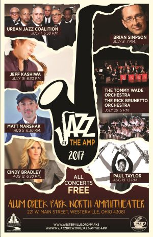 Post image for Jazz at the Amp 2017